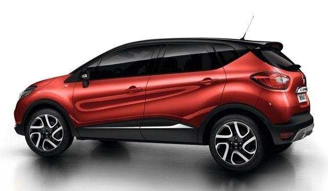 Renault Captur Helly Hansen Edicion Limitada Aventurera Chic