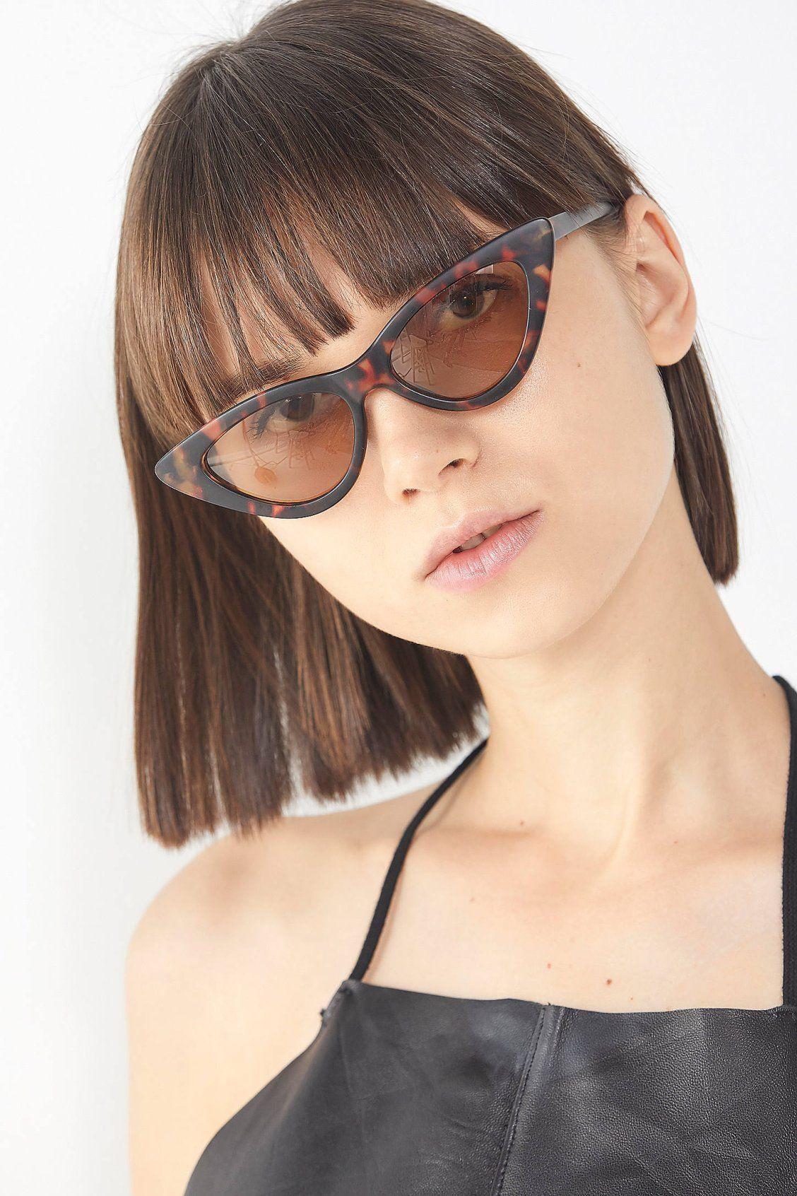 4014e9f138981 Camilla Cat-Eye Sunglasses