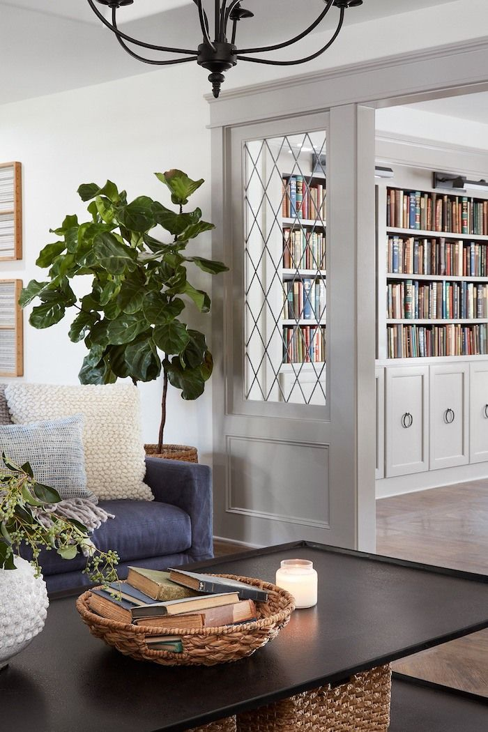 No Foyer Entry – We Walk Straight Into The Living Room