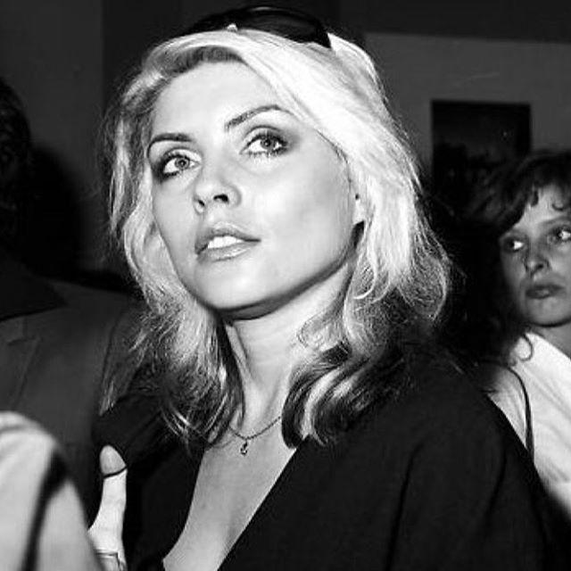 """vintage-old-hollywood: """"Debbie Harry """""""
