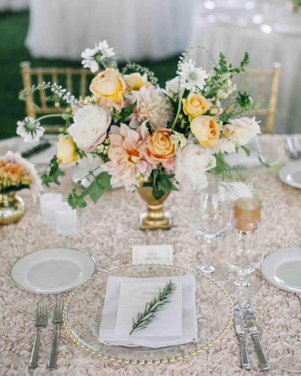 32 Classic Wedding Centerpieces We Love Classic Wedding Centerpieces Peonies Wedding Centerpieces Classic Wedding Flowers