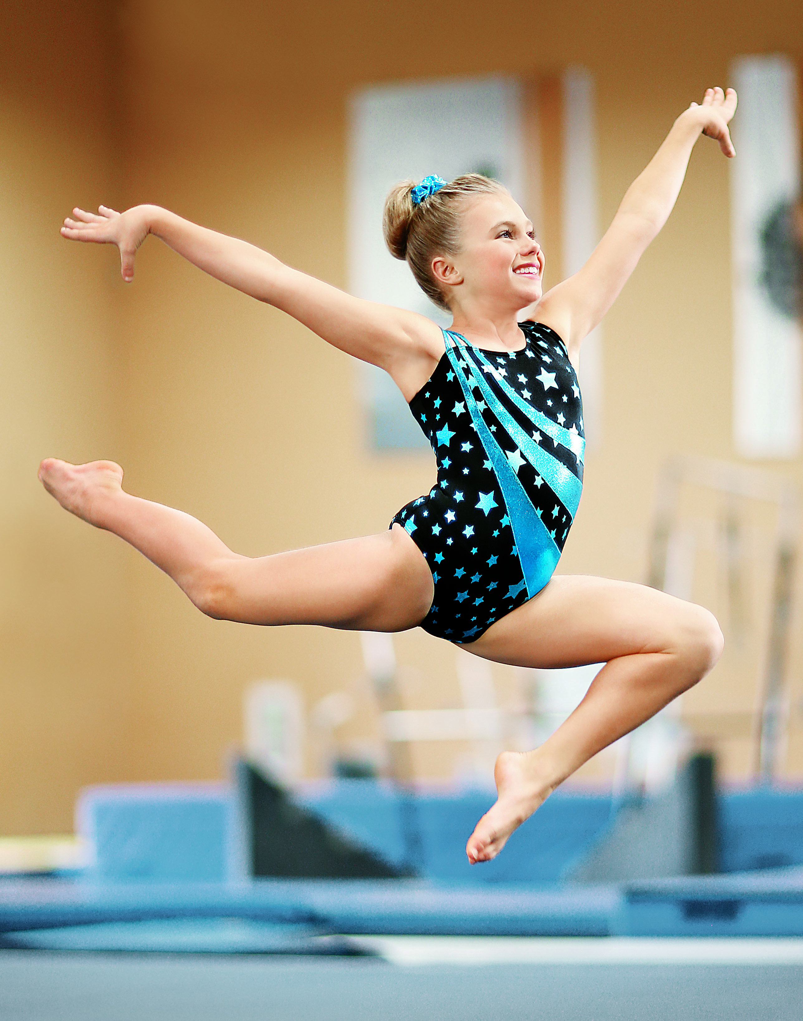 little girls nude gymnastics