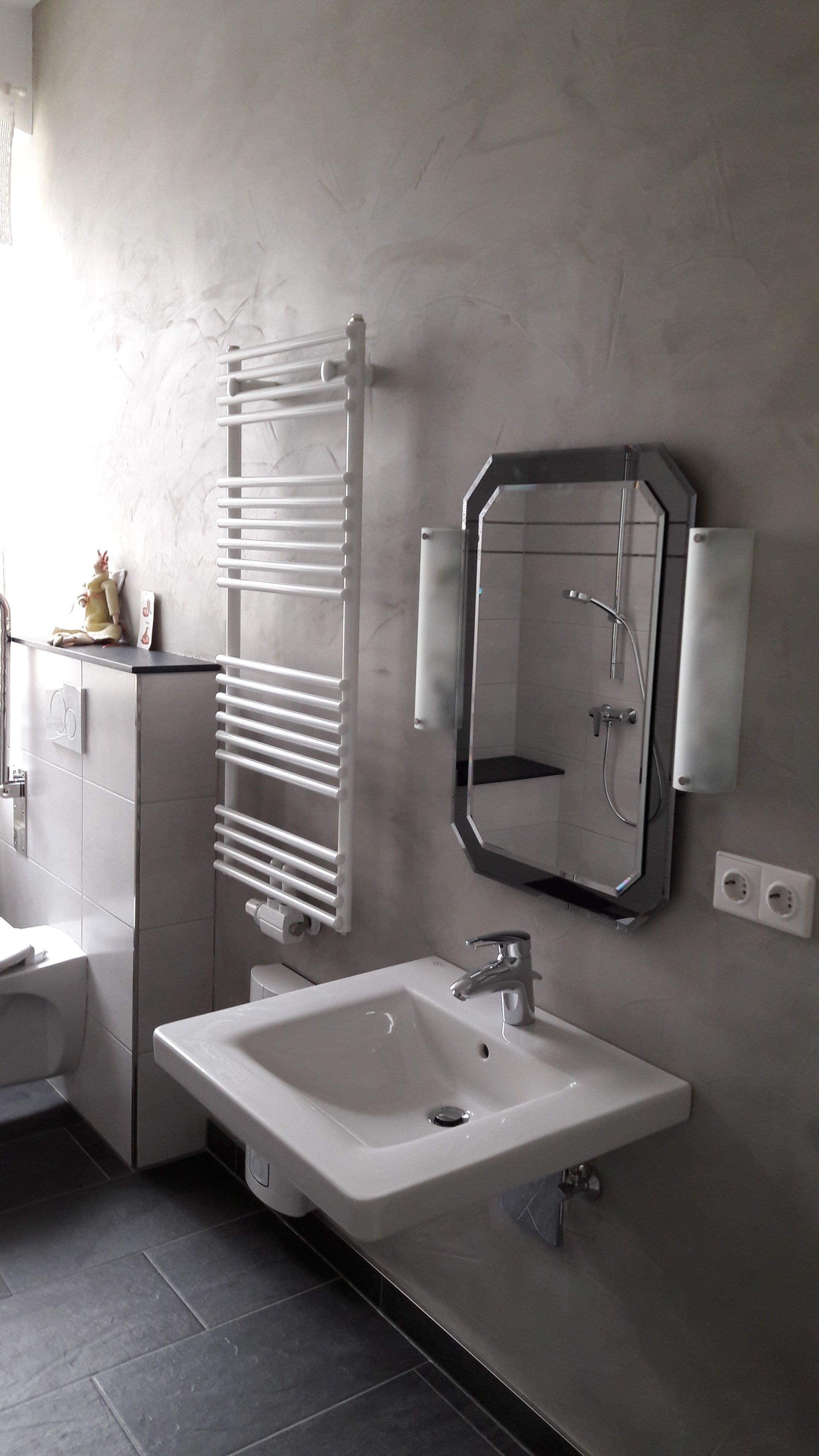 Badezimmer Pandomo Dekorative Innenwandtechnik Spachteltechnik Bodengestaltung Badezimmer Wande
