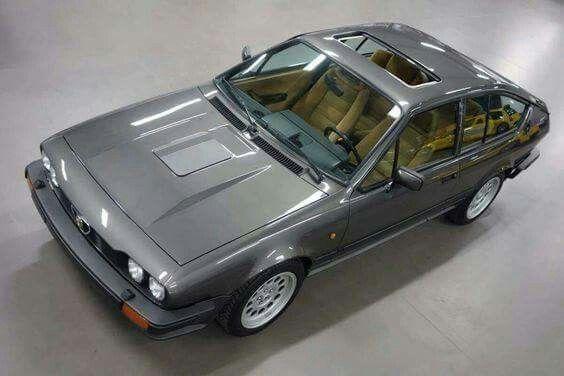 Alfa Romeo Alfetta Gtv 6 Alfa Romeo Gtv Alfa Romeo Gtv6 Alfa Romeo