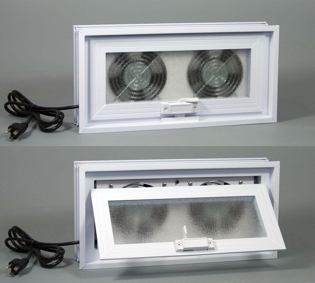 Exhaust Fans For Basement Windows Bathroom ventilation