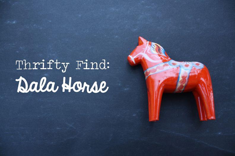 Hello Lidy: Dala Horse