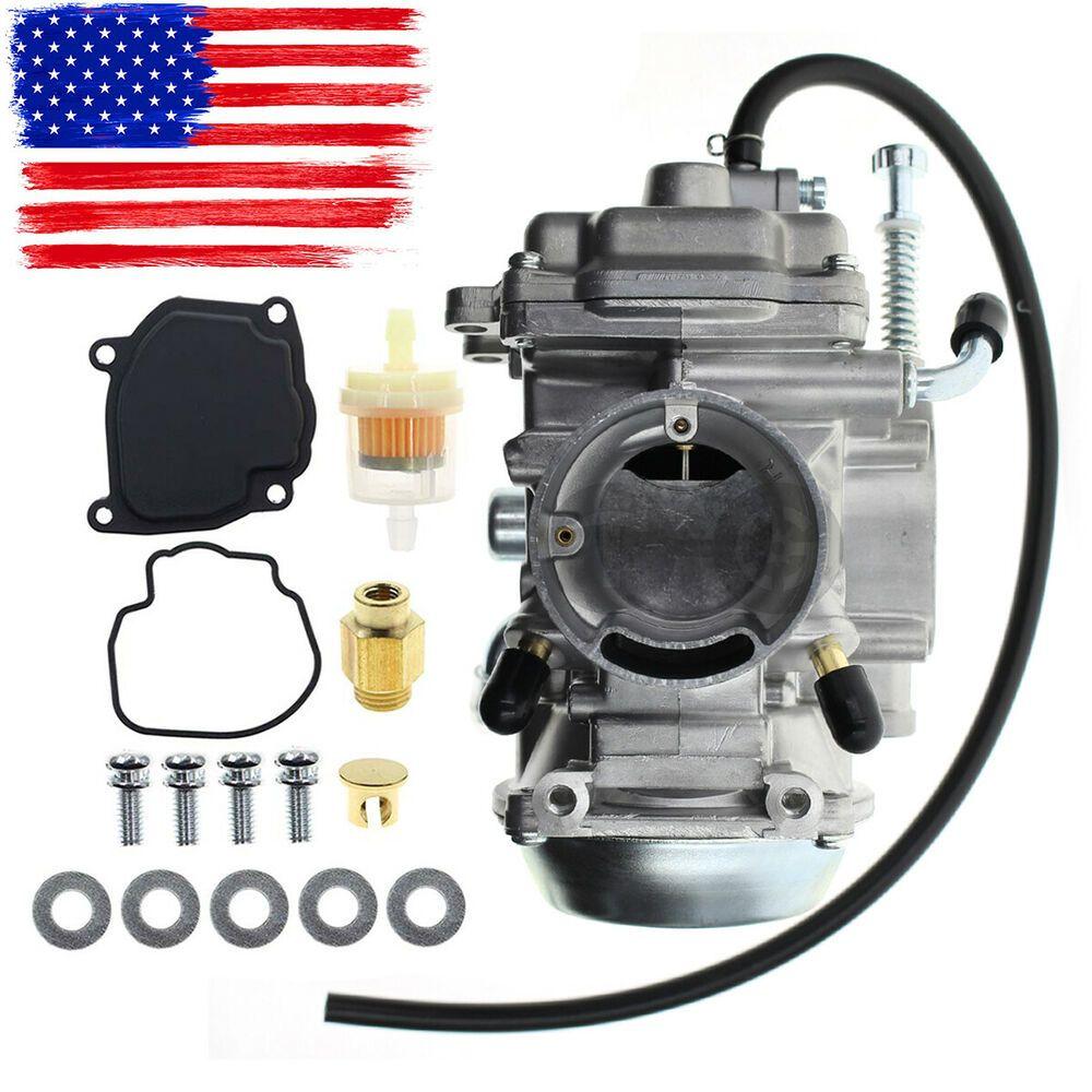 Sponsored eBay) New Carburetor Fits For Arctic Cat 250 1999