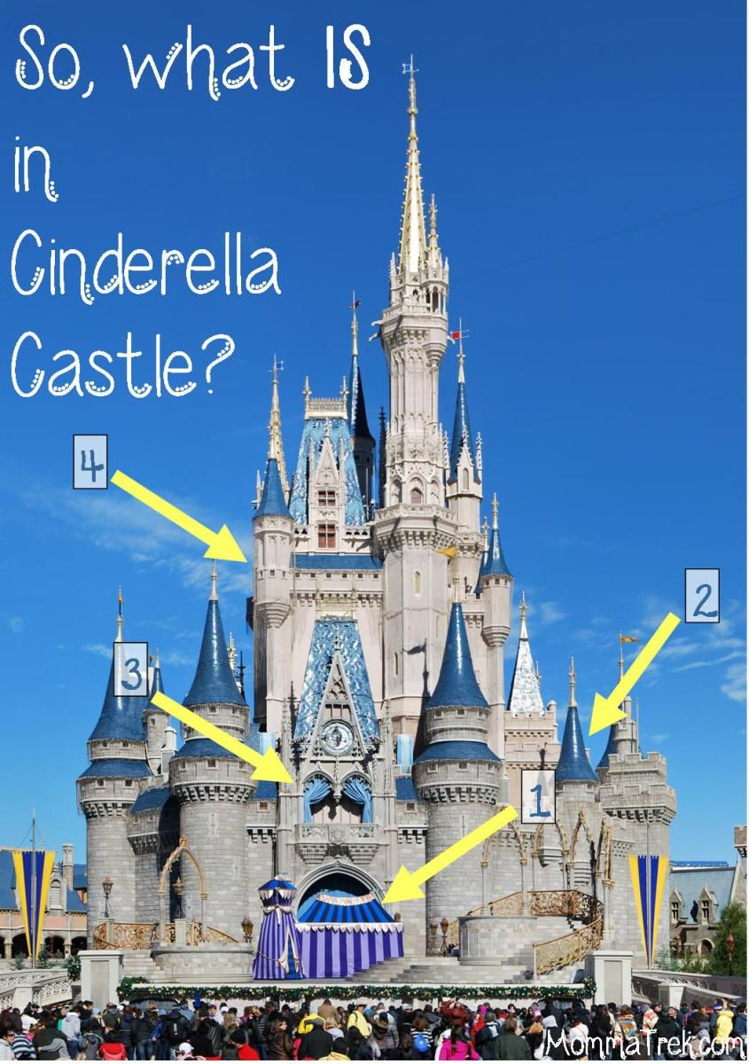 Standing At 189 Feet Tall Cinderella Castle Is The Ultimate Symbol