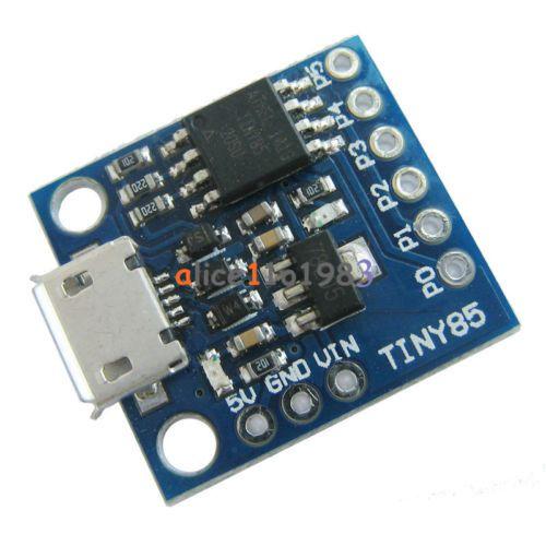 Digispark Kickstarter Attiny85 USB Development Board for arduino NEW