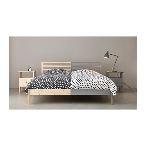 Tarva Bed Frame Pine Queen Ikea Bed Frames Tarva Ikea Bed