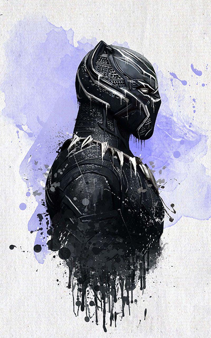 3D Black Panther Wallpaper