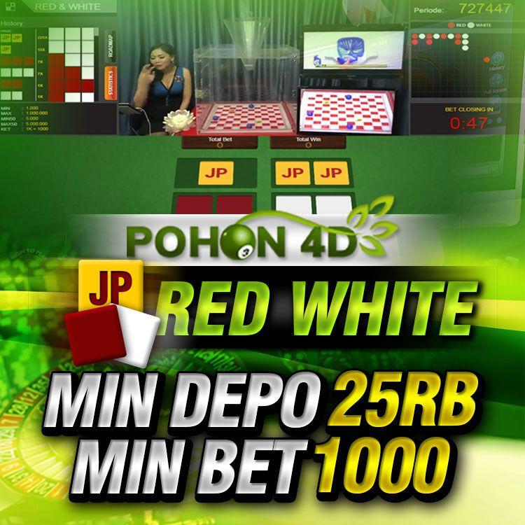 Live Casino Online Red White Pohon4d Merah Aplikasi Putih