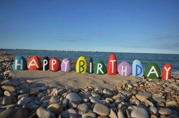 Happy Birthday – kaufen Sie dieses Foto und finden Sie ähnliche Bilder auf Adobe Stock #birthdayquotesforsister