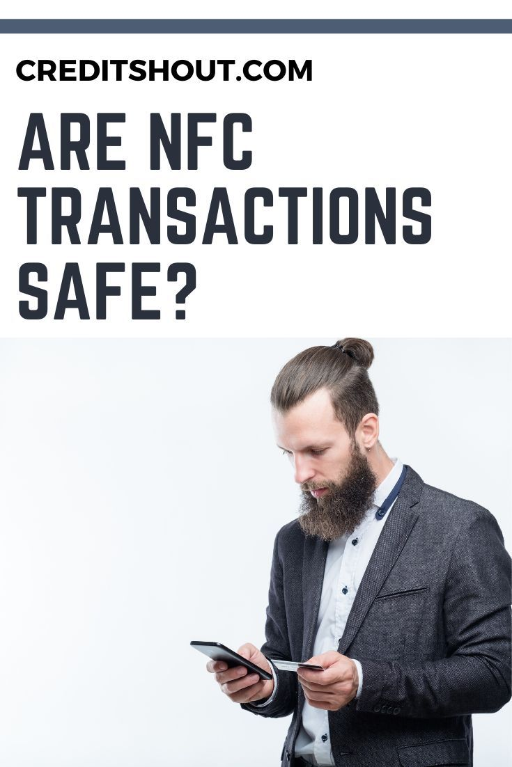 Are nfc transactions safe in 2020 business credit cards