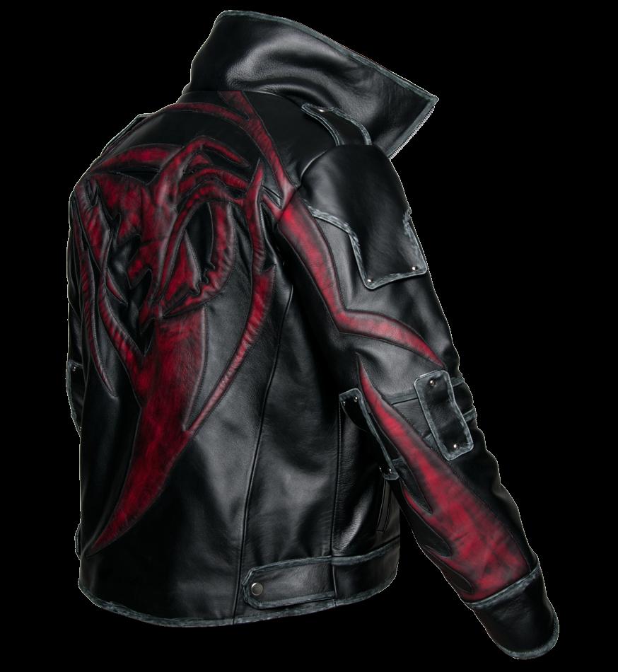 Men S Prototype 2 James Heller Alex Mercer Costume Cosplay Outfit Leather Jacket In 2020 Custom Leather Jackets Mens Leather Clothing Leather Jacket Men