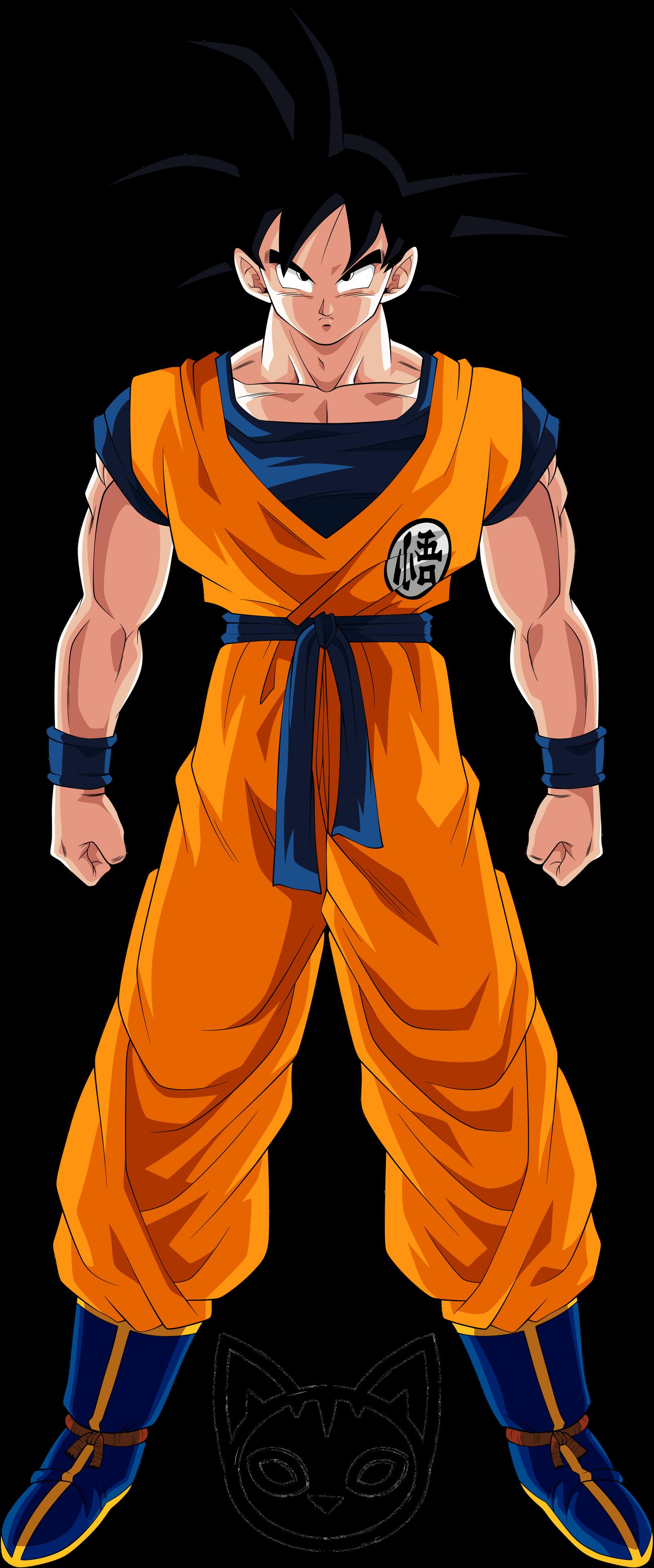 Goku By Thetabbyneko On Deviantart Dragon Ball Super Goku Dragon Ball Image Dragon Ball Goku