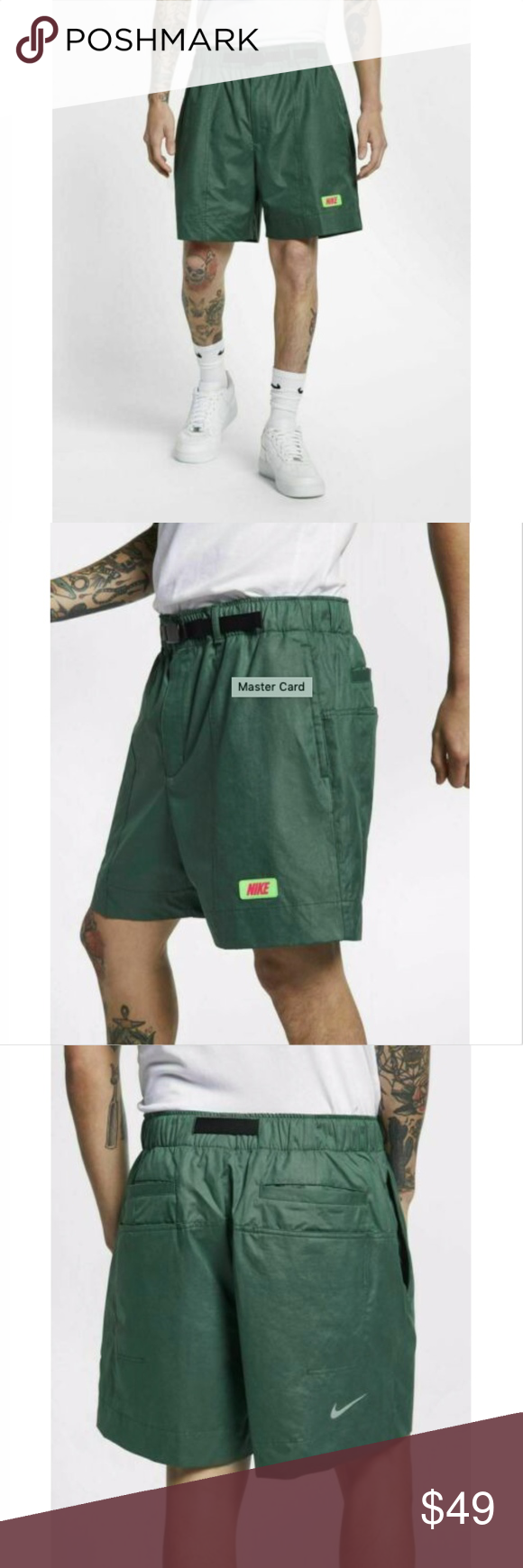 NIKE QUEST CARGO SHORTS   SUMMER 2019 COLLECTION NIKE QUEST