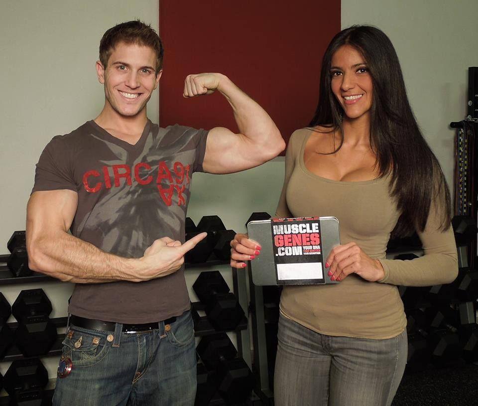 Scott Herman and Erica   Get fit, Dream bodies, Get healthy