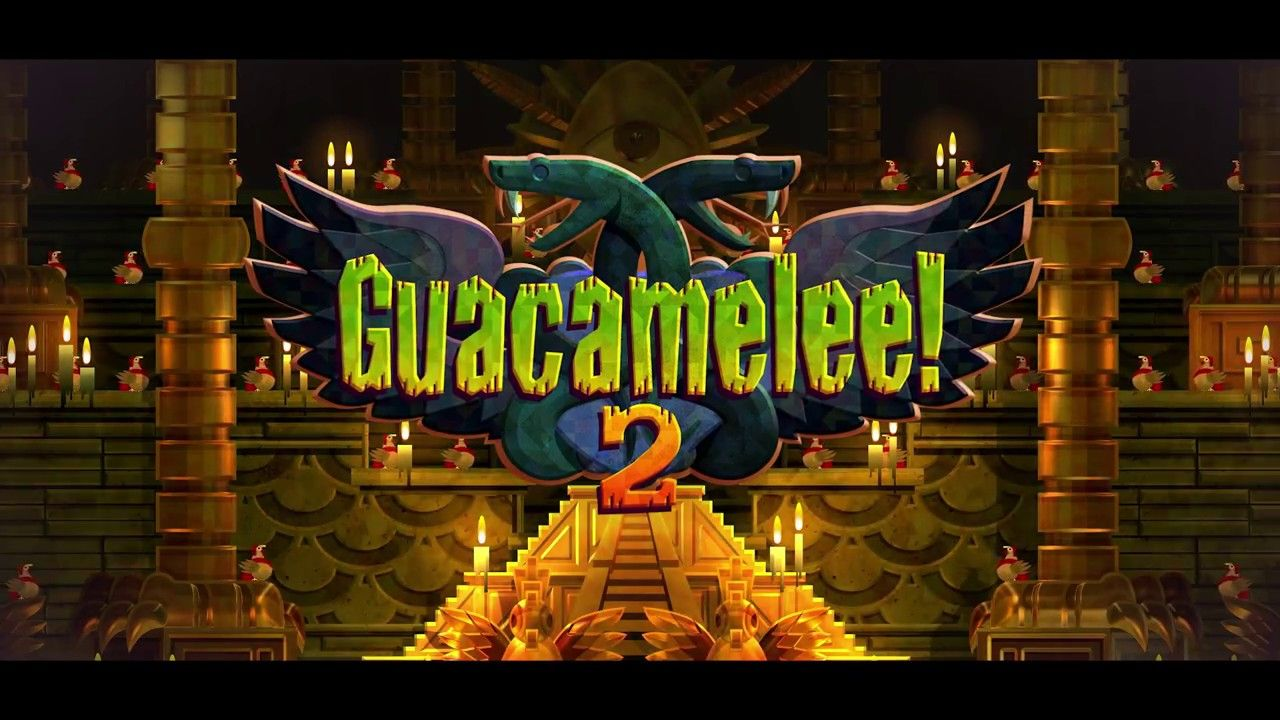 Video Guacamelee 2 Coming To Ps4 Amp Pc On 21st August Xbox One Video Games Xbox One Xbox One Games