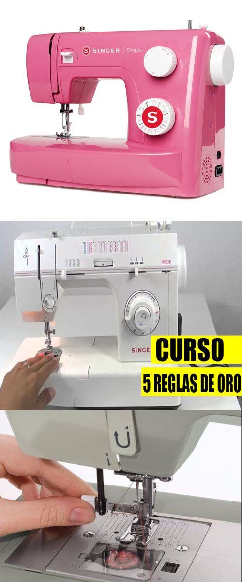 Como Coser A Maquina Sewing Essentials Sewing Diy Sewing