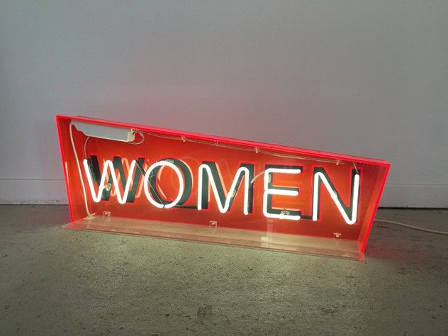 Vintage Neon women Light sign -loot-decorative-IMG_3676 ...