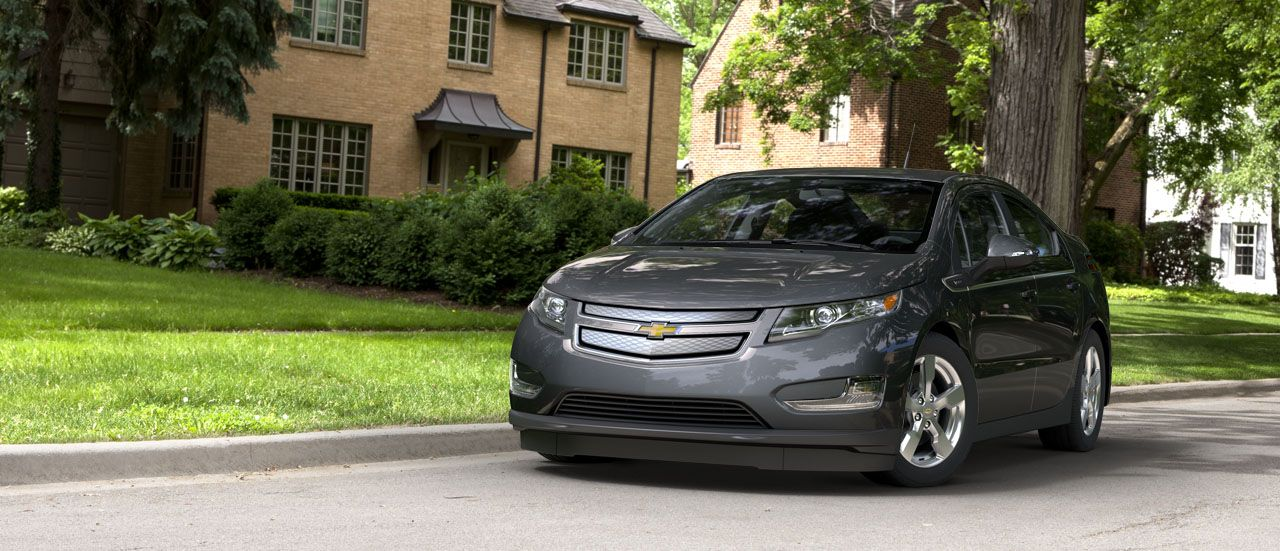 On A Road Trip In A Chevy Volt Need To Recharge These Hotels