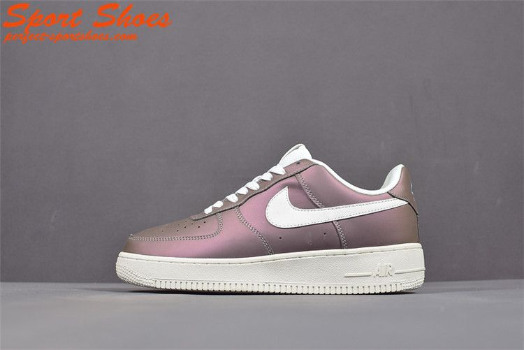 quality design 77b47 b7784 Trendy Nike Air Force 1 07 LV8 Girls Sneaker 718152-020