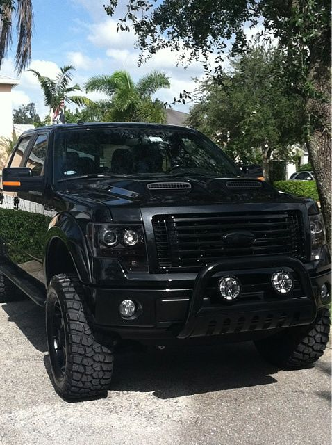 Ford F150 Forum >> 2012 Black Ops F 150 Ford F150 Forum Community Of Ford