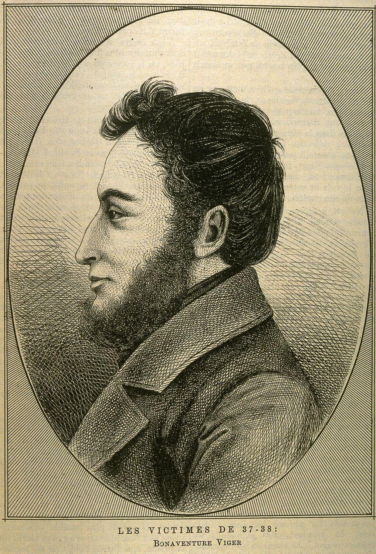 Biographie Viger Bonaventure Volume X 1871 1880 Dictionnaire Biographique Du Canada Bonaventure Montreal Male Sketch