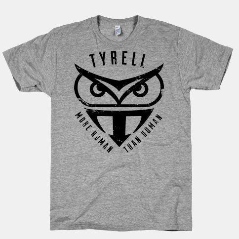 Tyrell Corp | HUMAN