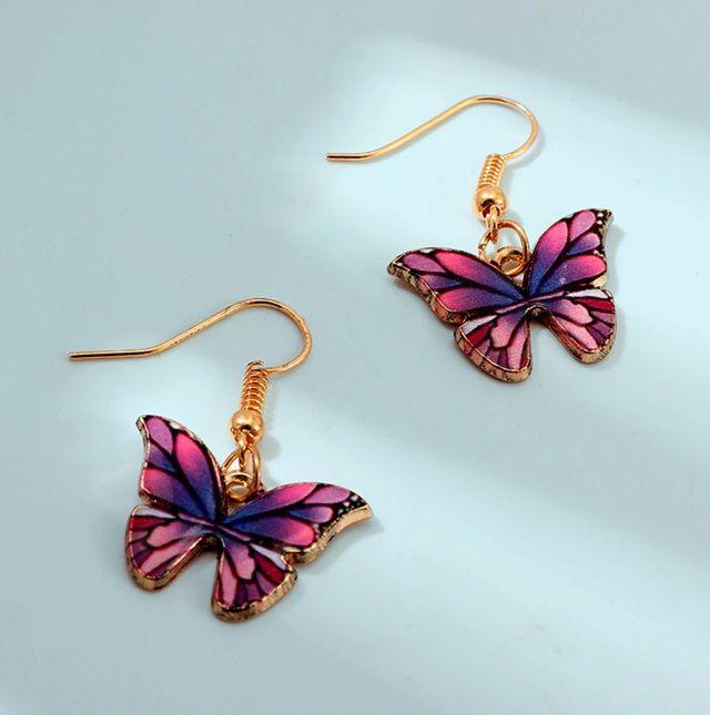 Metals Type: Zinc Alloy Item Type: Earrings Earring Type: Hoop Fine or Fashion: Fashion Material: Metal