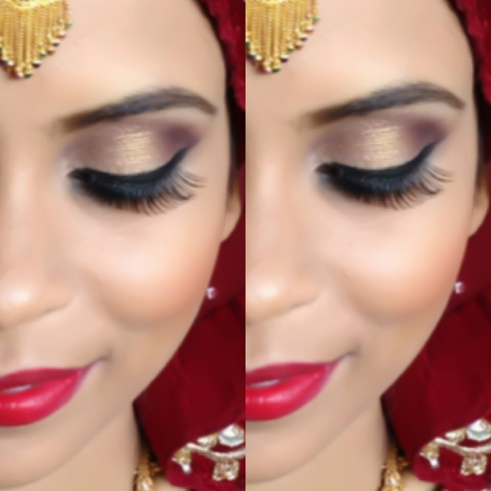 indian wedding makeup www.gokalove check out our