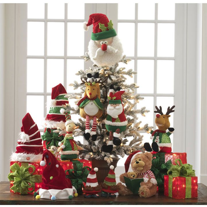 Countdown To Christmas Arrangement Christmas Arrangements Christmas Holiday Decor