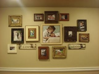 Do it yourself duo frame collage wall decor pinterest blank do it yourself duo frame collage solutioingenieria Images