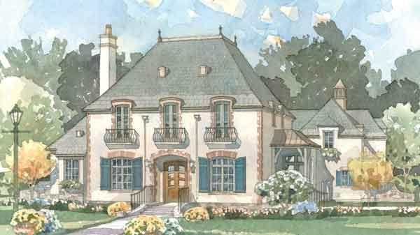 La Maison sur Loire - New South Classics, LLC | Southern Living ...