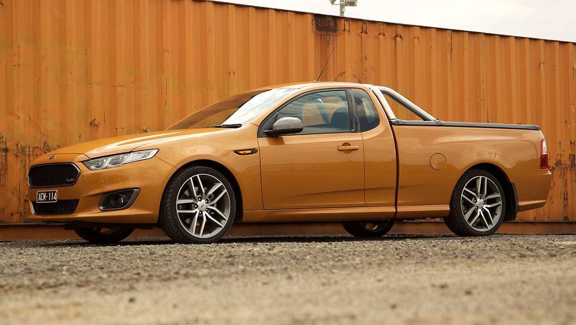 Falcon Fgx Xr6 Ute Custom Cars Ford Falcon Cars