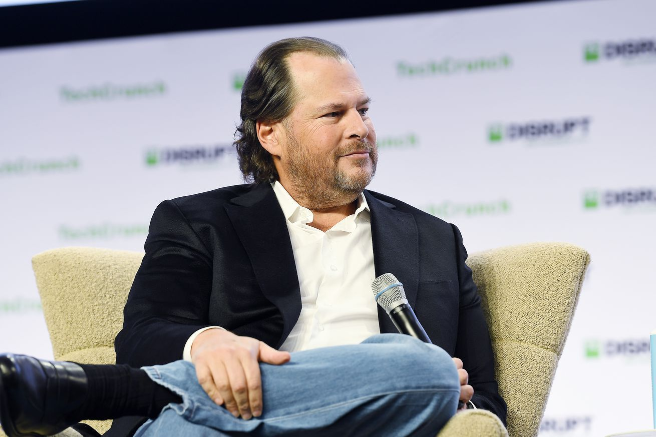 Salesforce Ceo Hates Section 230 But His Lawyers Sure Dont Salesforce Capitalism Political Ads
