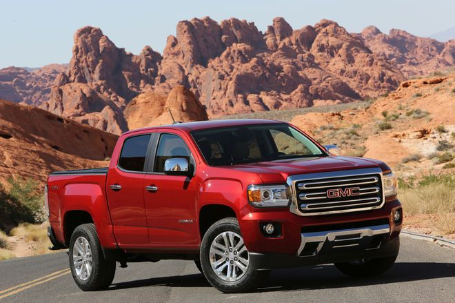 2016 Trucks Suvs And Vans The Ultimate Buyer S Guide Gmc