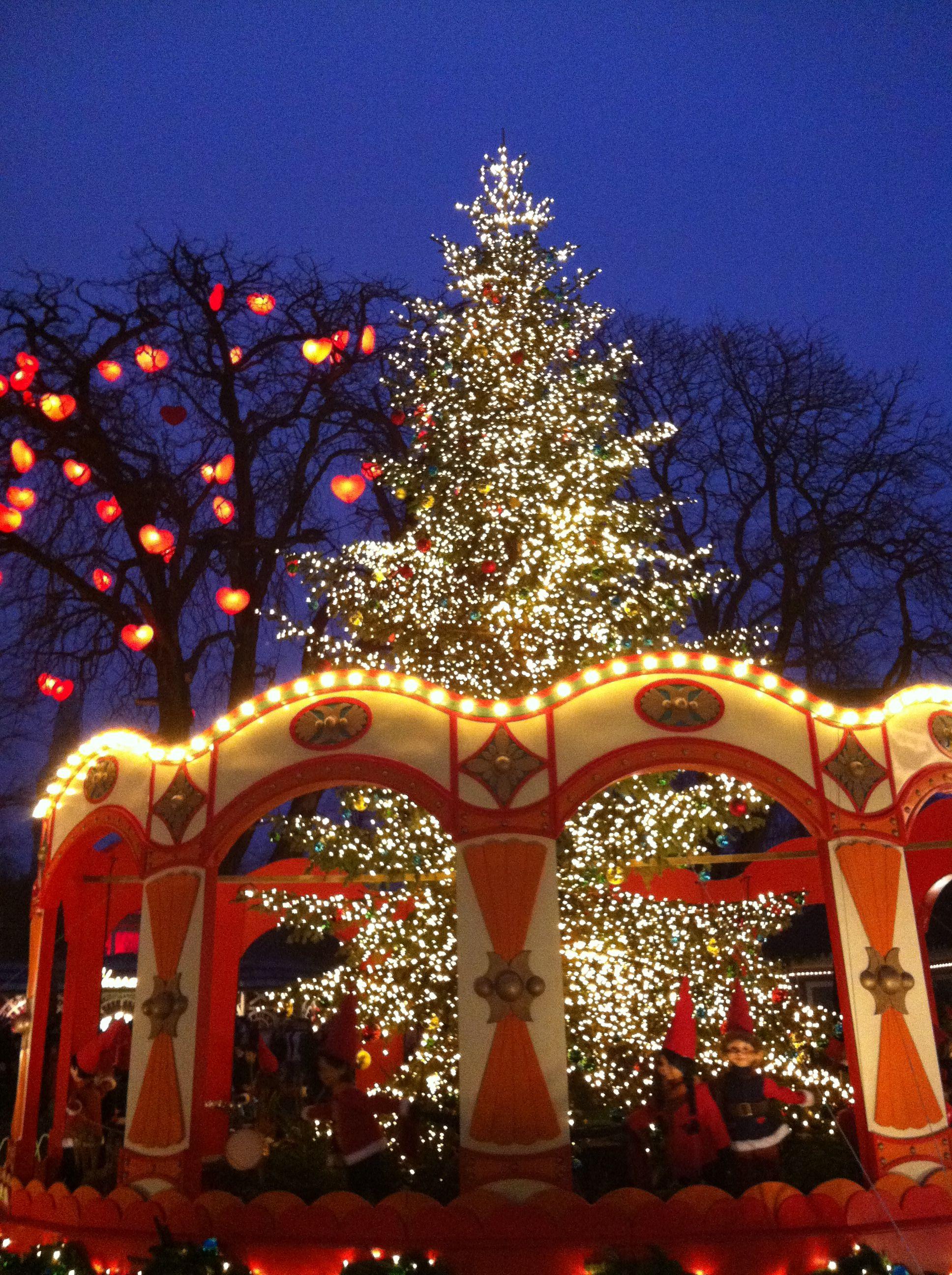 copenhagen christmas tree b and m
