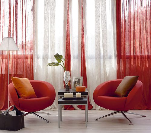 Modern Interior Design Trends 2020 Color Matching Ideas: Living Room Decor Colors, White Curtains