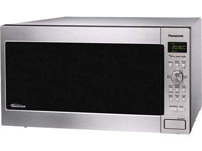 Panasonic Nn Sd962s New Luxury Full Size 2 2 Cu Ft Microwave Oven With Inverter Technology Stainless Built In Microwave Countertop Microwave Microwave