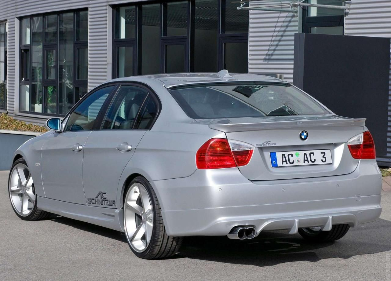2005 Ac Schnitzer Acs3 3series E90 With Images Bmw 320d Bmw