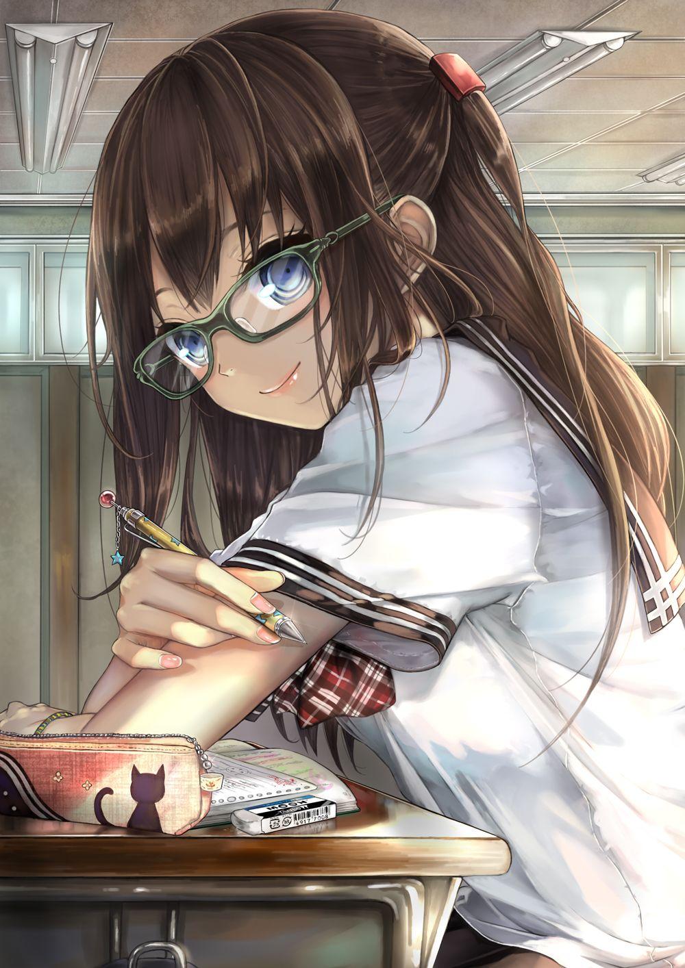 Artwork By Pisuke Http Www Pixiv Net Member Illust Php Mode Medium Illust Id 37486037 Anime School Girl Anime Anime Lovers