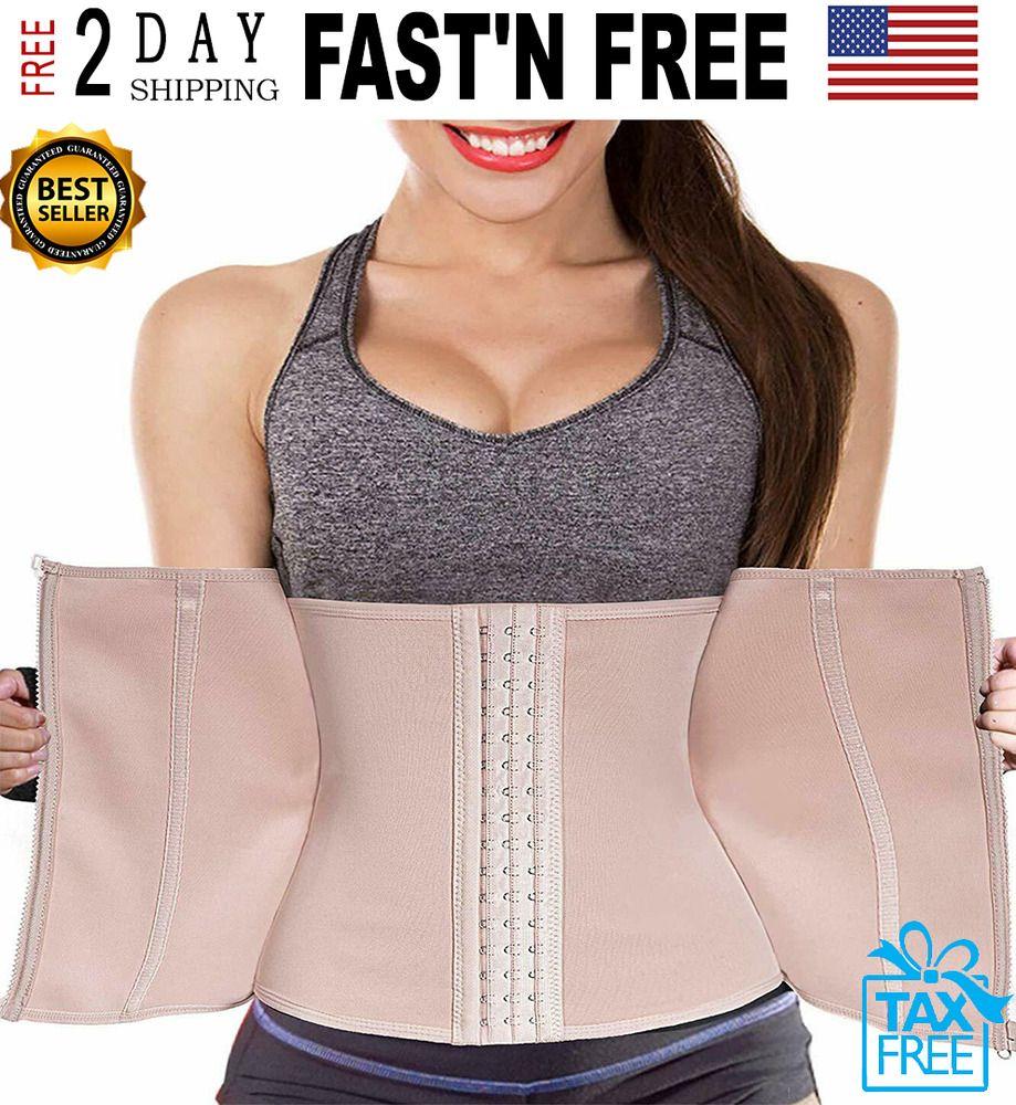 1 Mejores fajas para aplanar el abdomen mujeres reductoras hacer ejercicios New