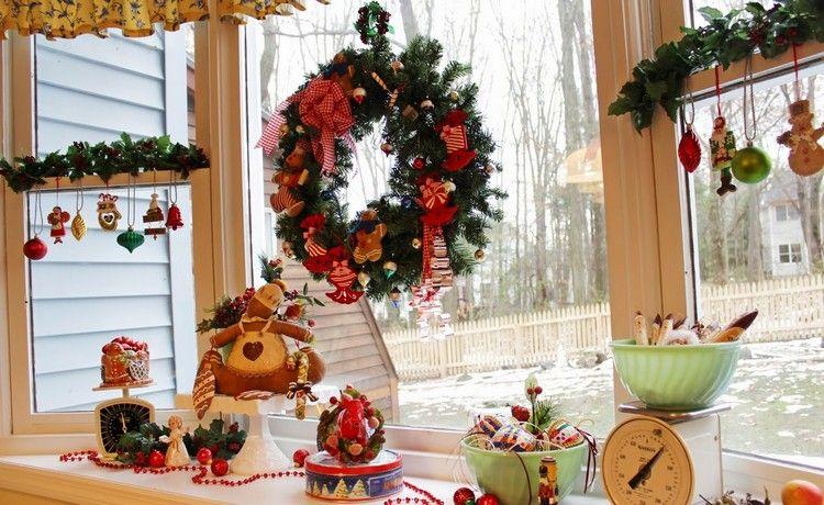 39 fensterbank deko ideen f r innen zu weihnachten deko feiern pinterest. Black Bedroom Furniture Sets. Home Design Ideas