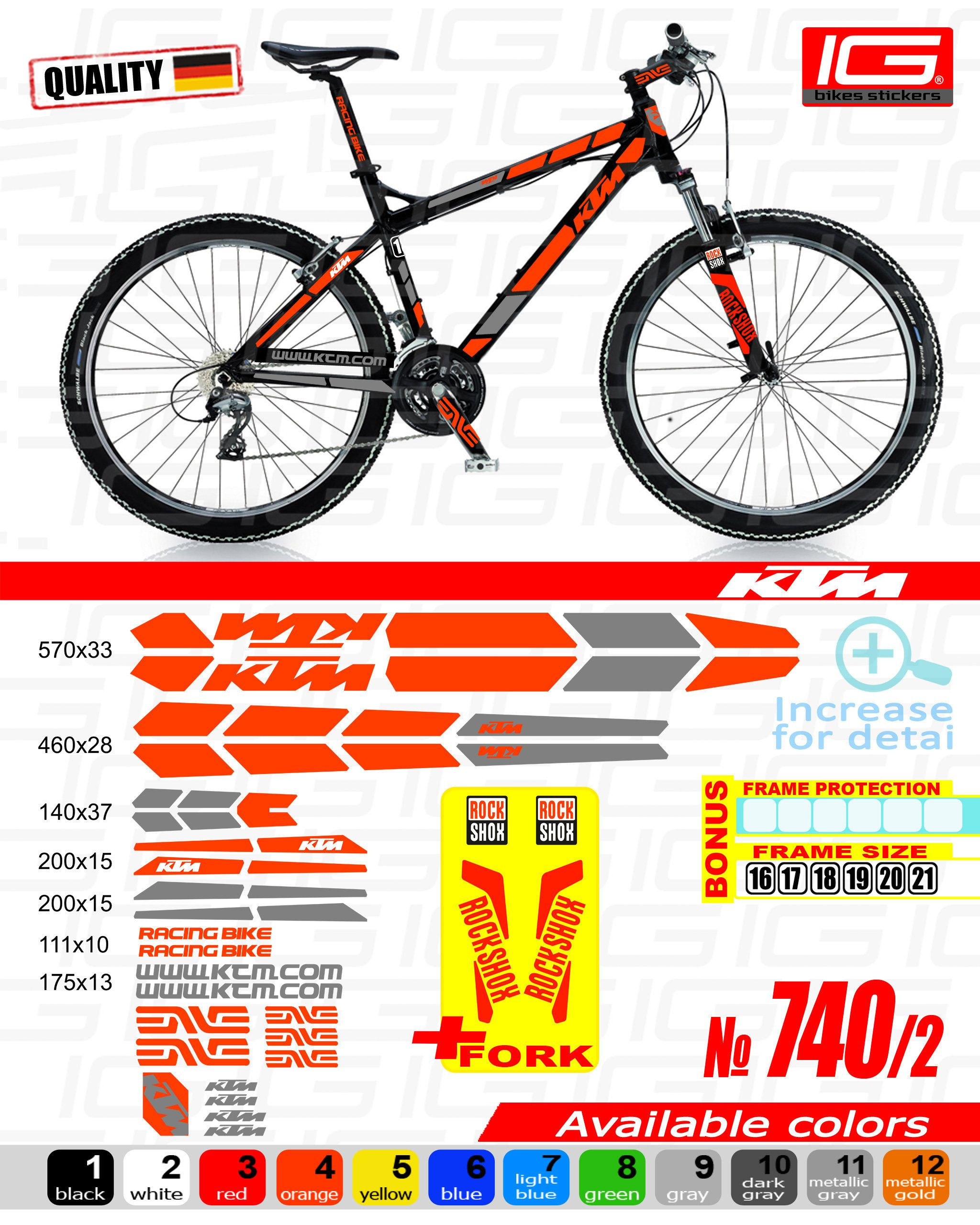 Pin By Igor On Bike Frame Stickers Bicycle Stickers Stickers On The Frame And Fork Bicycle Mountain Restoration Bike Stickers Bike Frame Ktm [ 2561 x 2048 Pixel ]