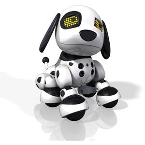 Zoomer Zuppies Interactive Puppy, Spot  Sophie | Christmas