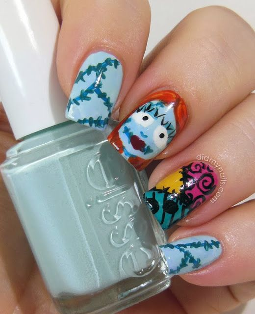 Sallys Nail Art Image collections - simple nail design ideas for ...