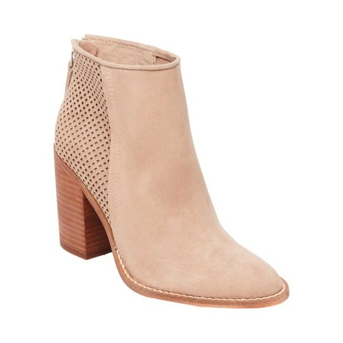 e535e0fbc3e Women's Steve Madden Replay Ankle Bootie - Taupe Suede Boots ...