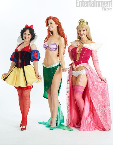 princesses Cosplay